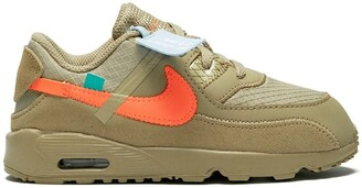 Nike Kids x Off-White Air Max 90 BT sneakers