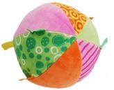 Pink Plush Ball