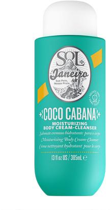 Sol De Janeiro Coco Cabana Moisturising Body Cream Cleanser 385Ml