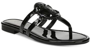 Sam Edelman Women's Canyon Medallion Flat Sandals Women's Shoes