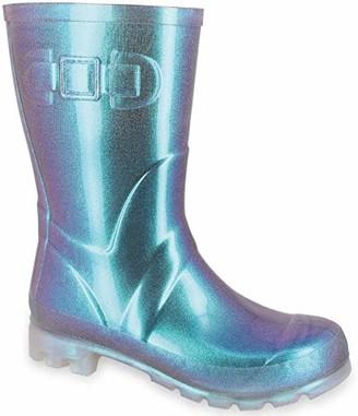 Beck Women's Glossy Wellington Boots