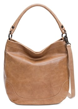 Frye Melissa Medium Leather Hobo