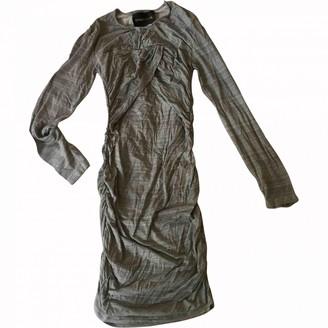 Stine Goya Grey Viscose Dresses
