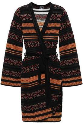 M Missoni Boucle-knit Cardigan