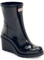 Hunter Refined Wedge Rain Boot (Women)