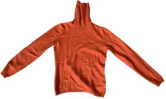 Fabiana Filippi Orange Cashmere Knitwear