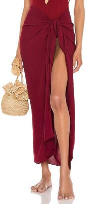 Haight Panneaux Skirt