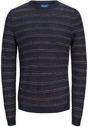 Jack and Jones Flow Crew Neck Pullover Sweater