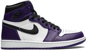 "Jordan Air 1 Retro High OG Court Purple 2.0"" sneakers"