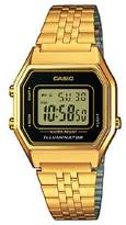 Casio Collection – Women's Digital Watch with Stainless Steel Bracelet – LA680WEGA-1ER