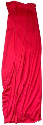 Azzaro Red Dress for Women