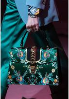Gucci Medium Sylvie Tokyo Print Top Handle Bag