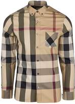 Burberry men's long sleeve shirt dress shirt thornaby US size 4045831