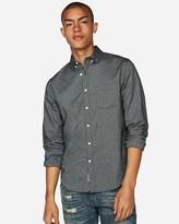 Express Classic Soft Wash Oxford Shirt
