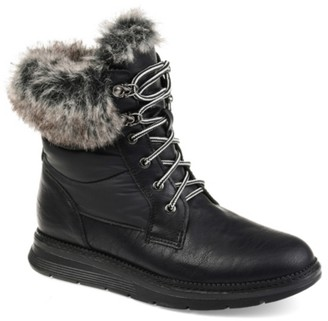 Journee Collection Flurry Snow Boot