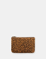 Status Anxiety Maud - Cheetah Wallet
