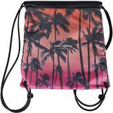 Saint Laurent Tropical Bucket Backpack