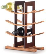 Anchor Hocking Home 12 Bottle Tabletop Wine Rack