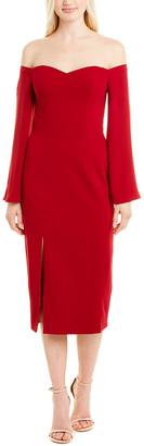 Dress the Population Erin Sheath Dress