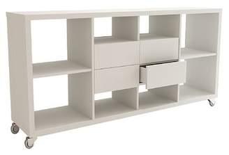 sohoConcept Malta Cube Bookcase sohoConcept Finish: White Lacquer