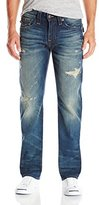 True Religion Men's Ricky with Flap Vintage Wash