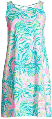 Lilly Pulitzer Kristen Swing Lattice Dress