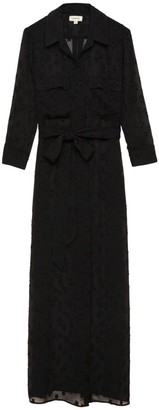 L'Agence Cameron Maxi Shirtdress