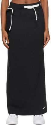 Nike Black Sportswear Tech Pack Skirt