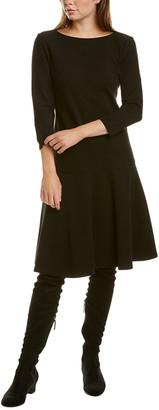 Lafayette 148 New York Martha Drop-Waist Dress