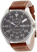 Hamilton Men's H64715885 Khaki Pilot Dial Watch
