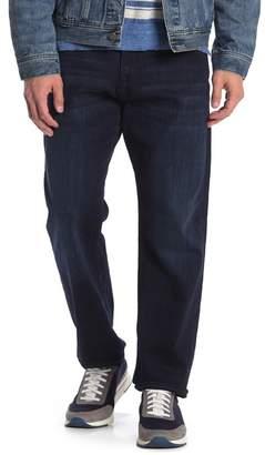 "Mavi Jeans Matt Relaxed Straight Leg Jeans - 30-34\"" Inseam\n"