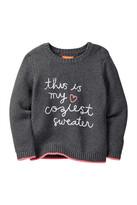 Joe Fresh Mel Knit Sweater (Toddler & Little Girls)