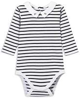 Jacadi Unisex Striped Long-Sleeve Bodysuit - Baby