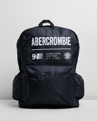 Abercrombie & Fitch Logo Backpack - Teen
