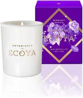 Ecoya Botanicals Evolution Midnight Orchid Candle - Mini Metro Jar