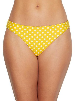 Birdsong Sunkissed Dot Hipster Bikini Bottom