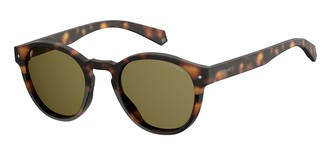 Polaroid Sunglasses Pld6042s Polarized Round Sunglasses
