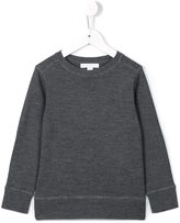 Burberry elbow patch jumper - kids - Wool - 4 yrs