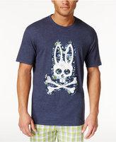 Psycho Bunny Men's Sleepwear Graphic-Print Logo T-Shirt
