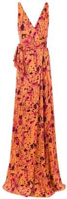 Tufi Duek printed long dress