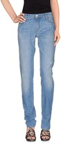 Mauro Grifoni Denim pants - Item 42504586