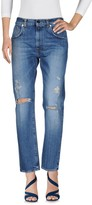 (+) People + PEOPLE Denim pants - Item 42616665
