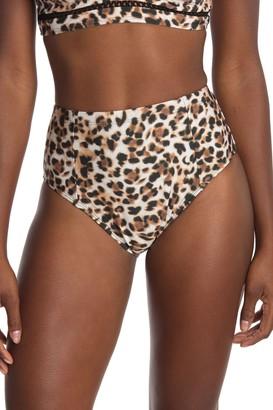 Athena Purrfect High Waist Swim Pants