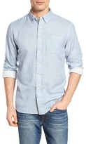 Grayers Men's Jaspe Double Cloth Sport Shirt