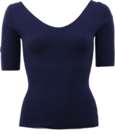 Michael Kors Super Cashmere Scoop Neck