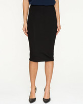 Le Château Cotton Jersey Pencil Skirt
