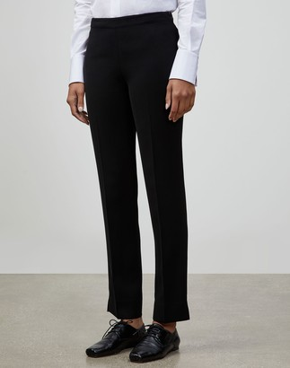 Lafayette 148 New York Petite Finesse Crepe Bleecker Pant