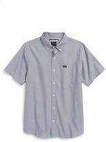 RVCA Boy's 'That'Ll Do' Woven Shirt