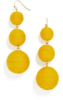 BaubleBar Vivid Crispin Ball Drop Earrings