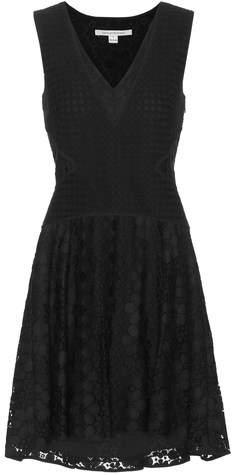Diane von Furstenberg Fiorenza lace dress